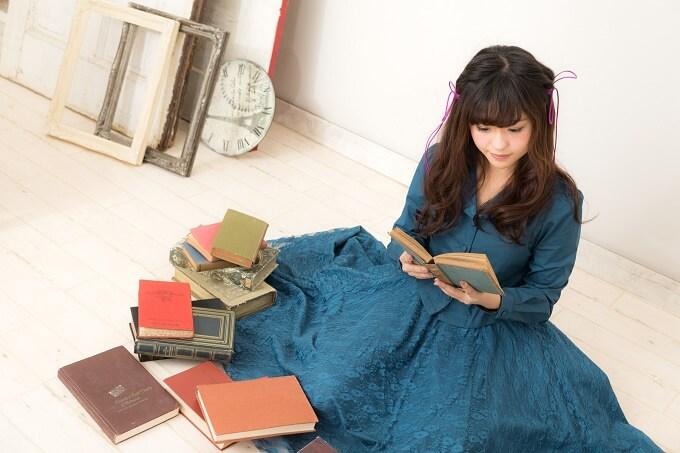 読書系女子