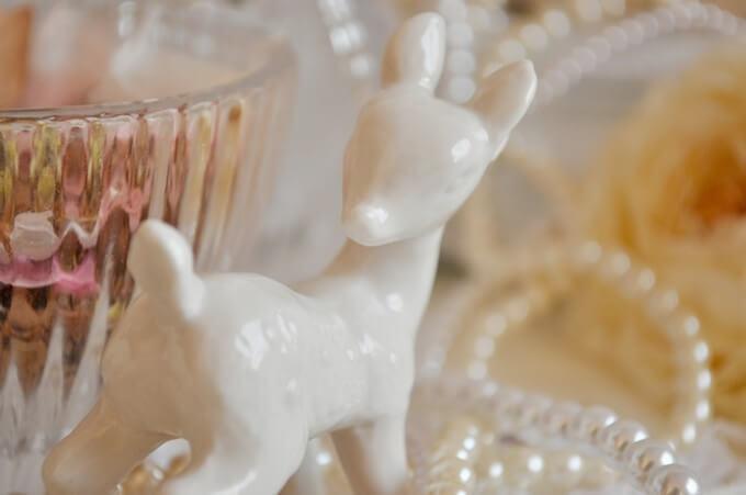 陶器のバンビ